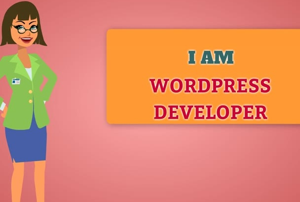 build PROFESSIONAL wordpress website or blog in 2days