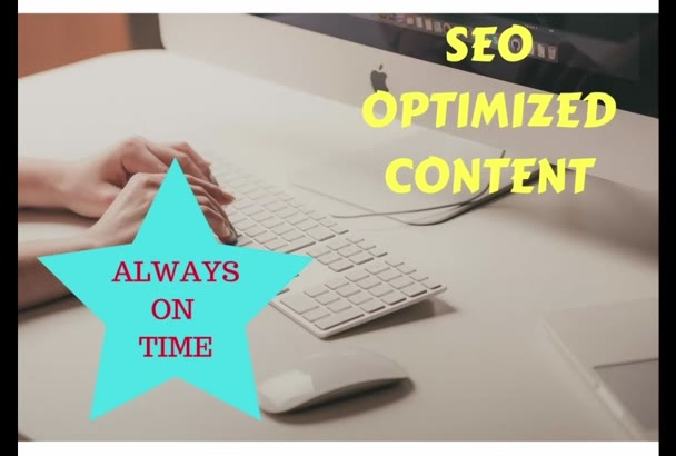 write up to 600 words of a killer SEO article in 24 hours