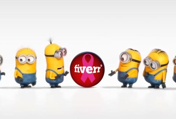 awesome funny minion intro within 24 hours