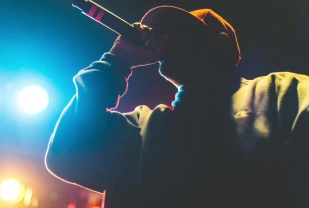 sing a rap song