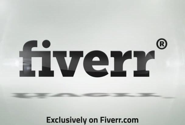 create 5 Super Attractive Video Intros