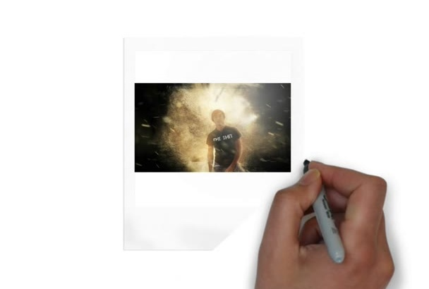 create amazing special effect in your photo