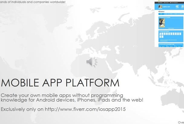 help you create Mobile App business