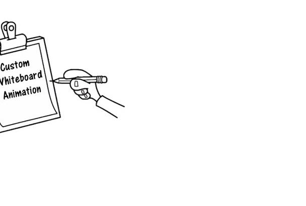 do custom Whiteboard Animation