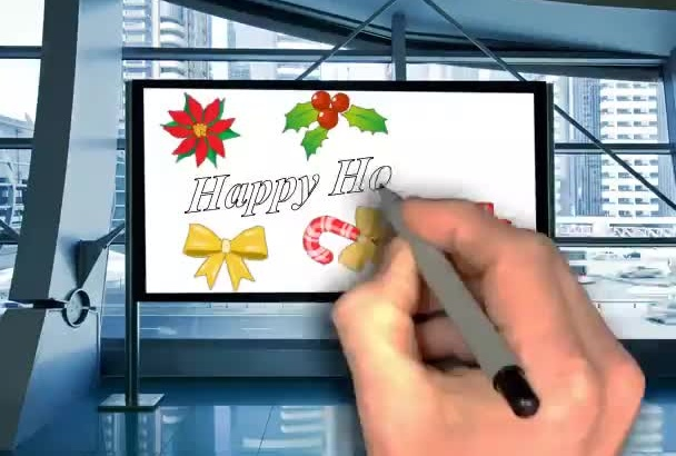 create a whiteboard video ad for your business