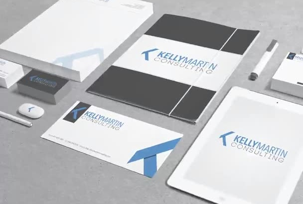 be your personal graphic designer to create simple, professional branding design