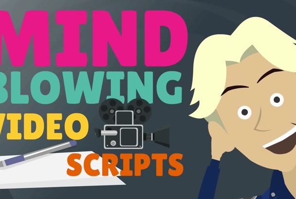 write a KILLER explainer video script
