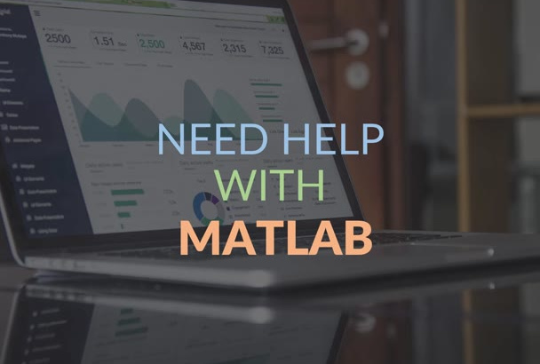 do MATLAB projects and assignments