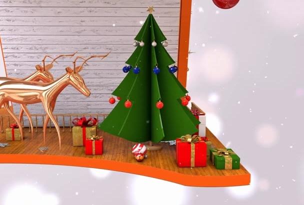 make This Christmas Intro