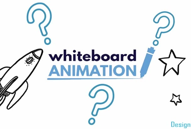 create Whiteboard Animation Videos