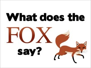 have a fox say something personalized