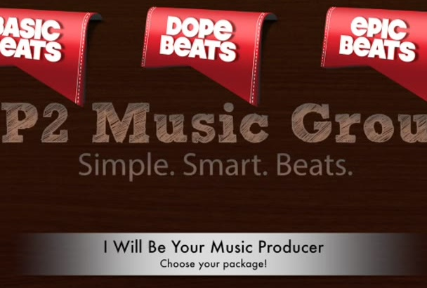 be your music producer