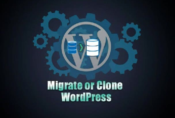 safely Migrate or Clone WordPress site to new host or domain