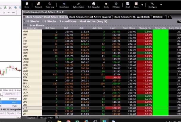 teach forex or binary options trading