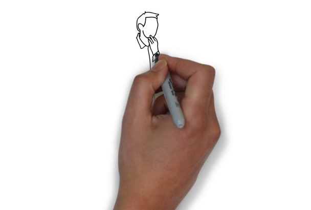 create 1080p HD Professional Whiteboard Animation in 24Hrs