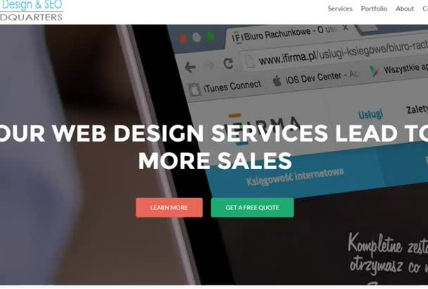teach you Creating a Professional Wordpress Business Website