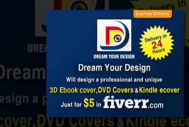 design a professional looking ebook covers,
