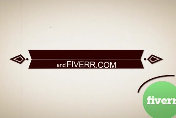 create Christmas Typography video