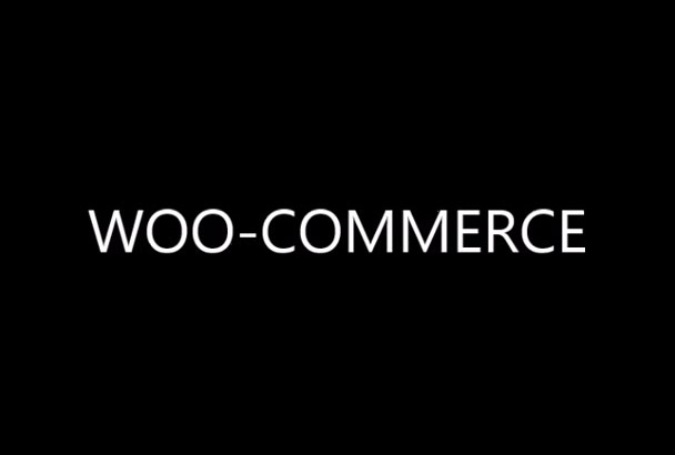 create and Manage Woocommerce Website according to you