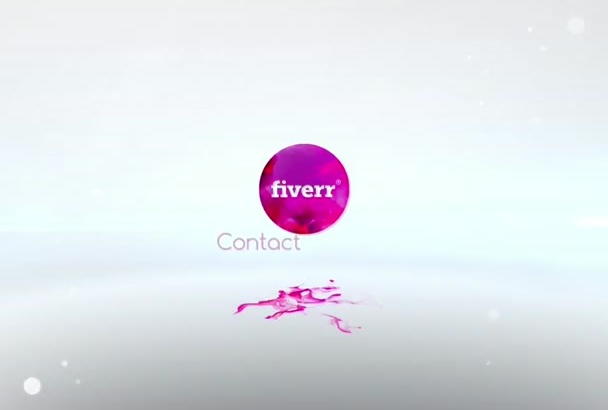 do one of this 6 Amazing Colorful Particle Logo Intro