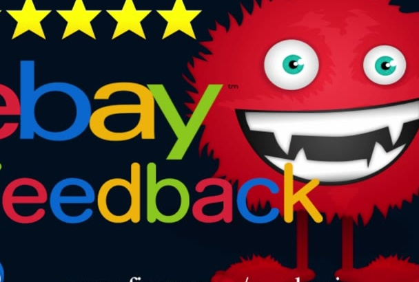 expose step by step how to get 100 eBay Seller Feedback fast