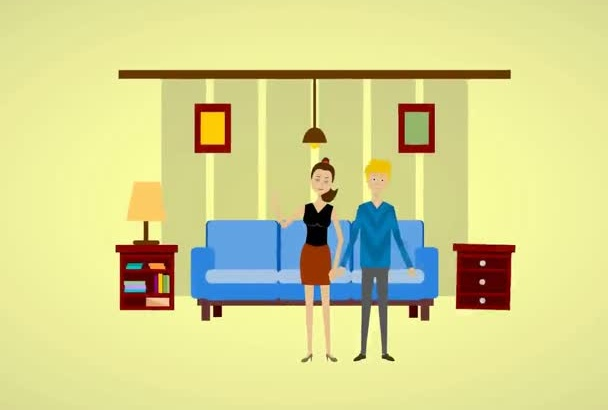 customize this real estate agent video
