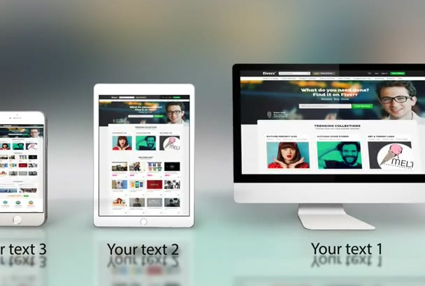 make Awesome And HD video To Promote Your website