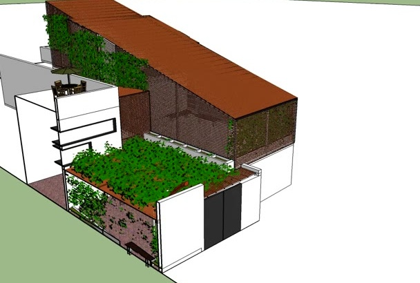 make a complete architectural package