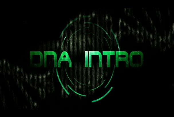 make dna style intro in HD buy1get1