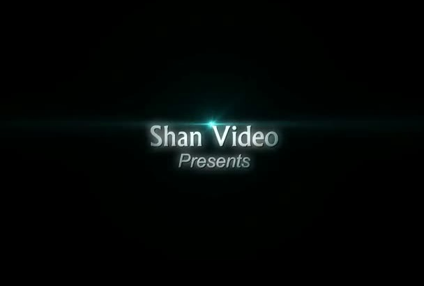 make this Cinematic Text trailer Advertising video