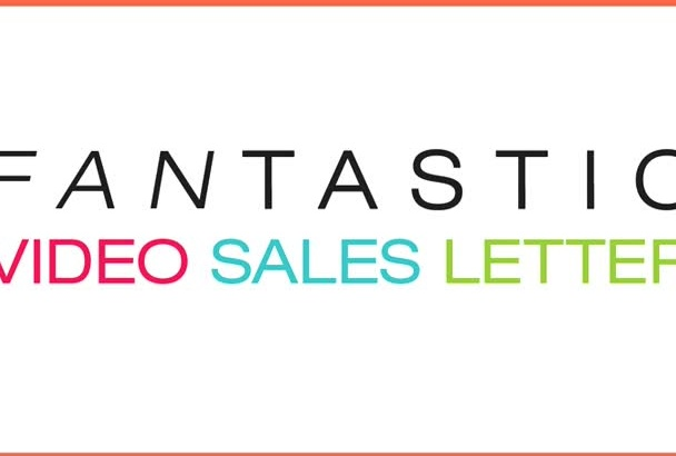 create a fantastic Video Sales Letter that converts