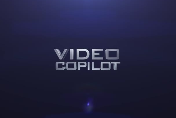do editing by using video copilot items