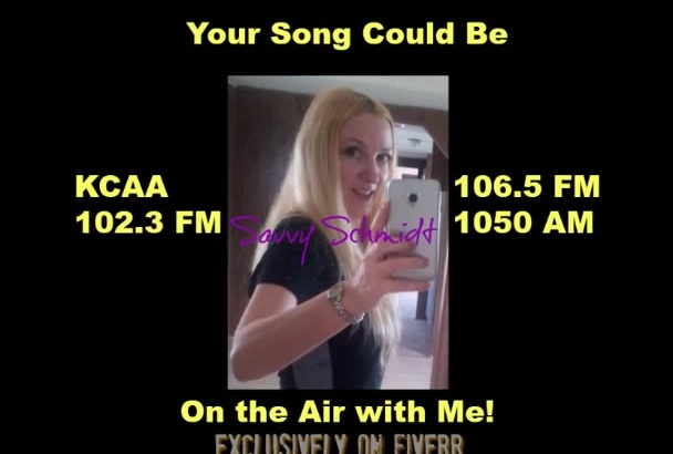 get Your Song on 3 LA Radio Stations