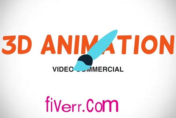 make inspiring, animation commercial