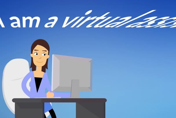 be your professional online office assistant