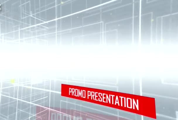 create this promotional presentation