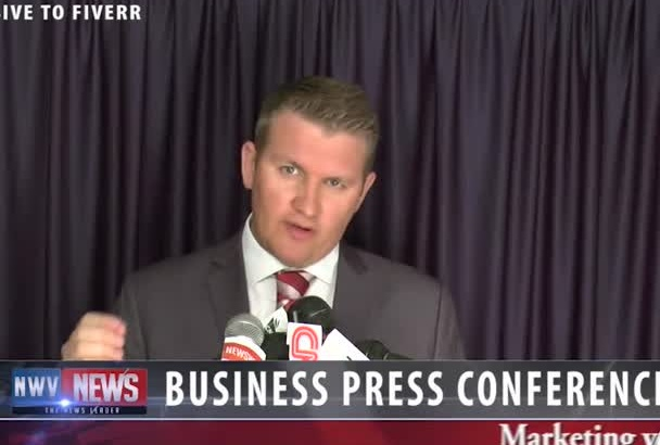 present Viral Business Product Press Conference