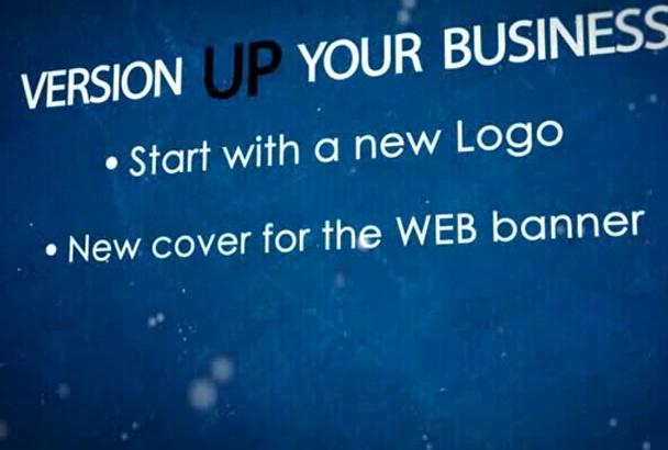 design a Professional creative banner