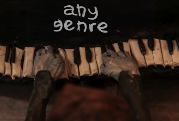 compose and produce original PIANO music for you