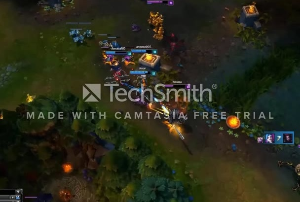make you a great video montage of your league of legends games