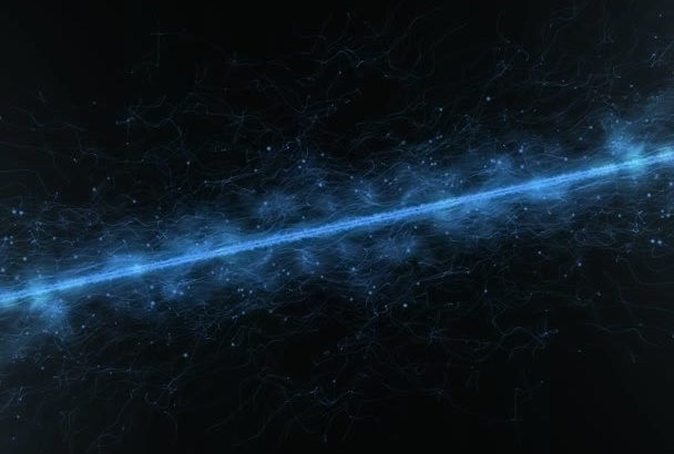 reveal your logo in a Space Explosion intro video