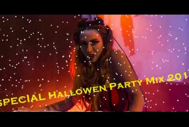 sell Special Halloween Party Mix 2016