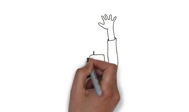 do something creative white board animation