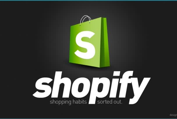 setup customize shopify ecommerce site and upload product