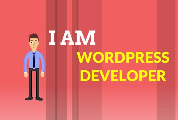 do your clone or customization work in wordpress