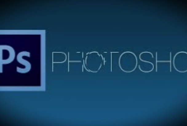 work for you as a Photoshop Expert For Any Type Work