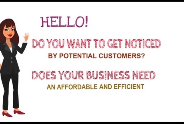 design Professional flyer,Postcard or Brochure