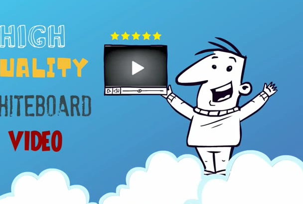 do Animated Whiteboard Explainer Video