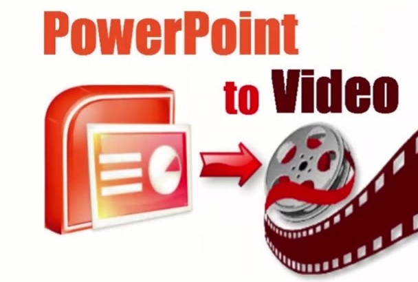 convert your POWERPOINT into hd video