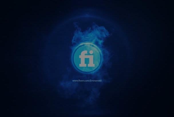 do amazing logo animation for you
